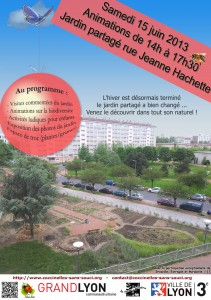 Affiche 15 juin 2013
